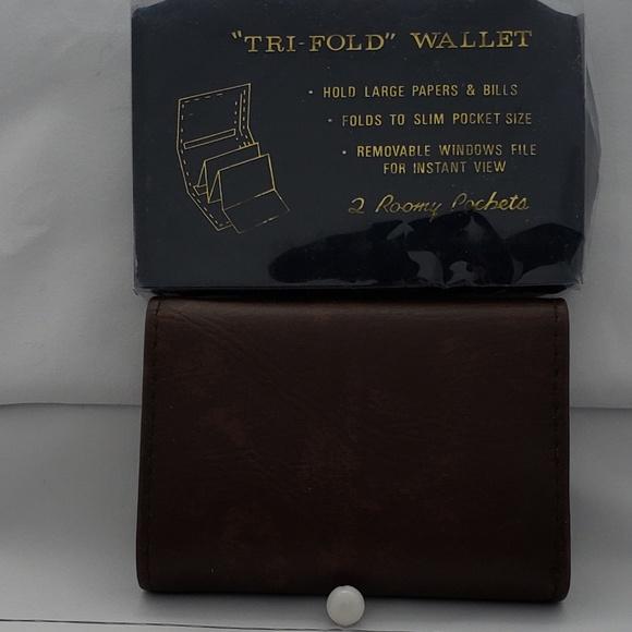 Wallet Tri Fold